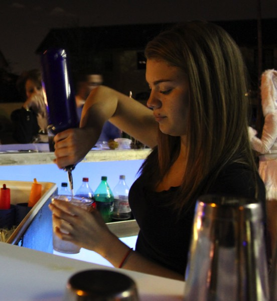 working with style - barmen rental. South Florida Parties
